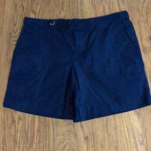 Ralph Lauren Shorts In Navy